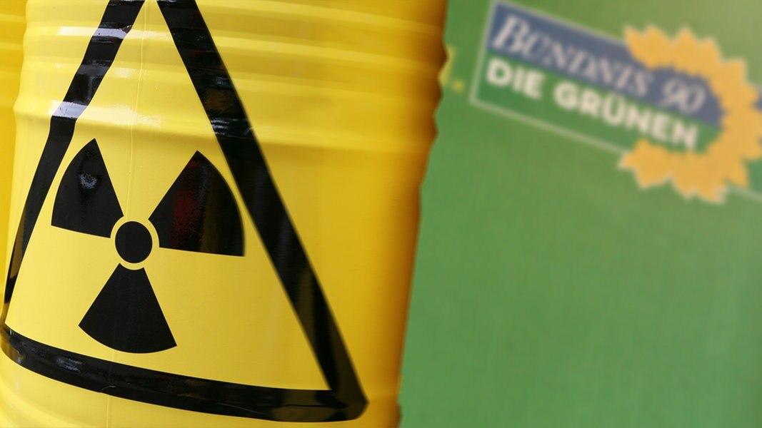 Minister Habeck stößt Atommüll-Debatte neu an - NDR.de