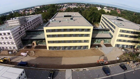Krankenhaus In Schleswig