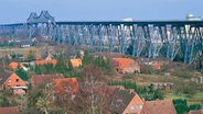 Rendsburger Hochbrücke © picture-alliance Fotograf: picture-alliance