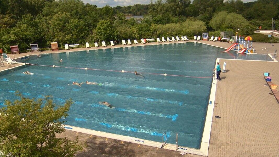 Schwimmbäder Schleswig Holstein Corona