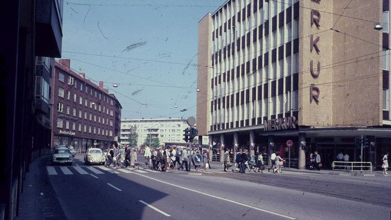 Das Merkurhaus in der Holtenauerstraße. © NDR Foto: Archiv
