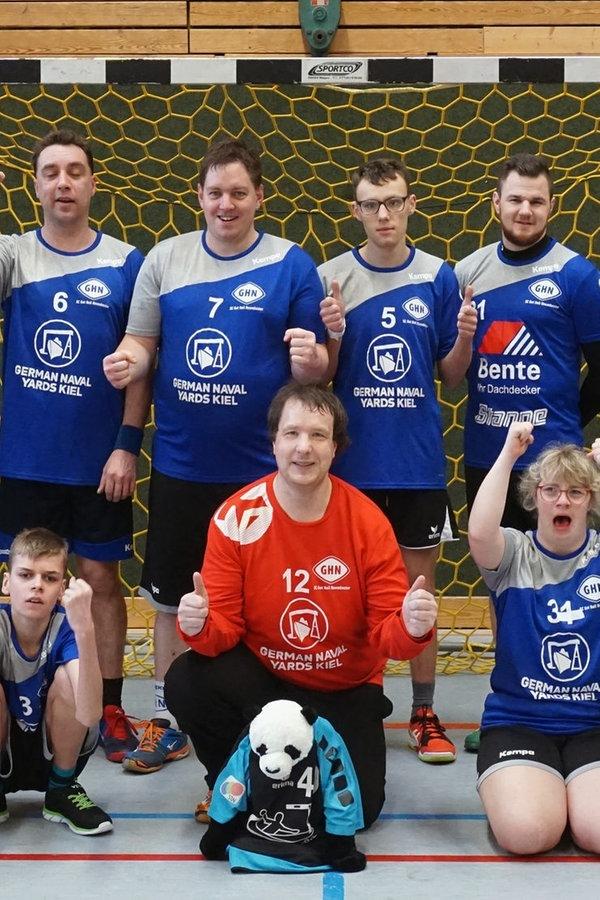Inklusionsliga: Handball ist für alle da