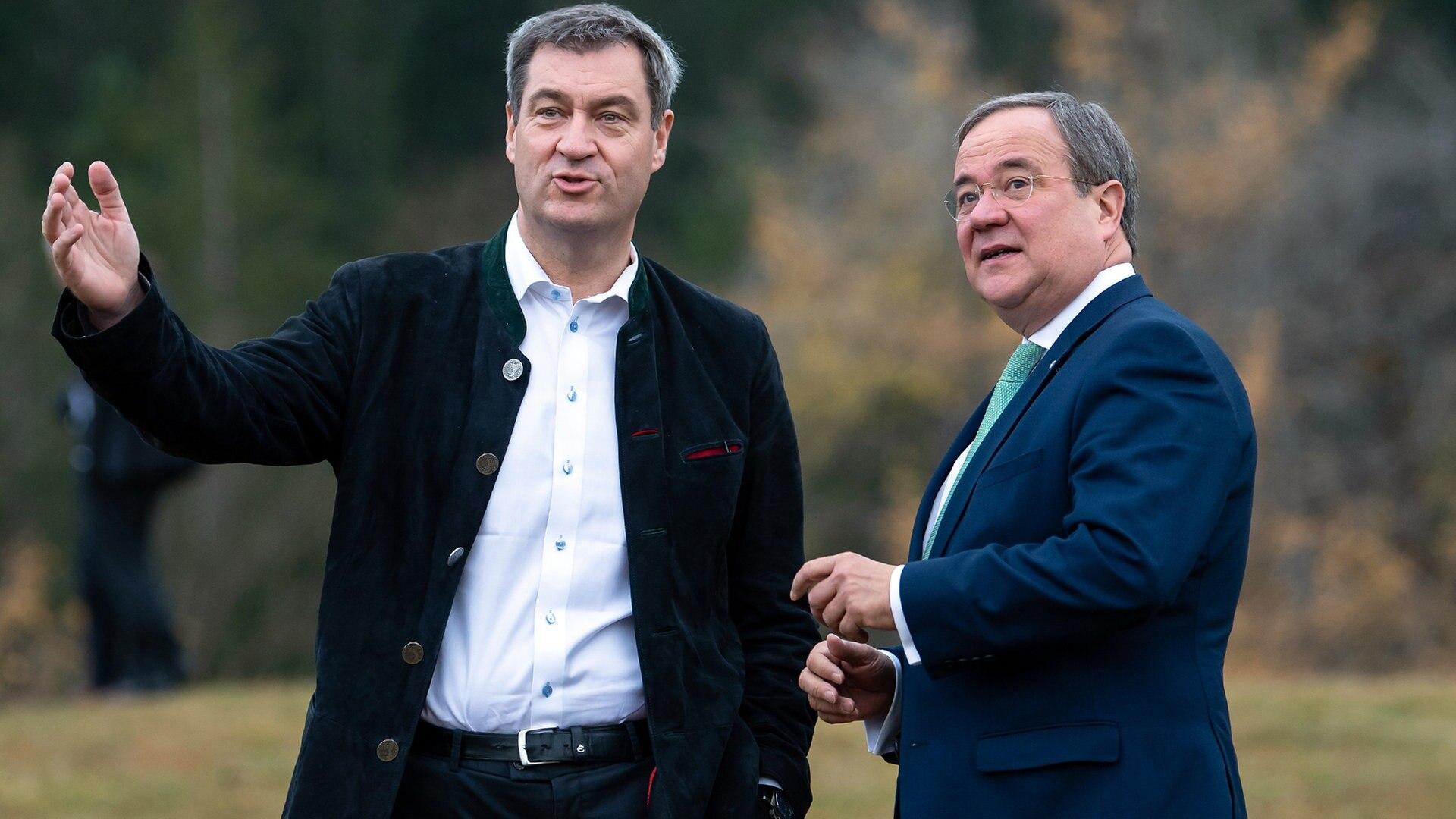 Cdu Auch In Sh Befurworter Fur Soder Als Kanzlerkandidaten Ndr De Nachrichten Schleswig Holstein