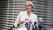 Anja Karliczek (CDU), Bundesministerin für Bildung. Foto: Christian Charisius