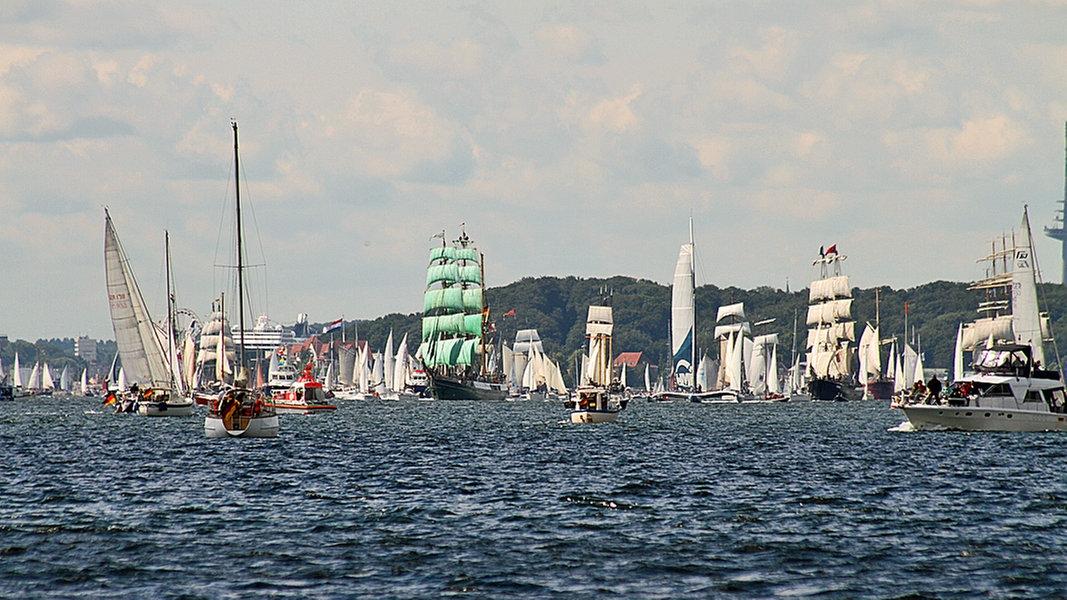 Kieler Woche 2021 Abgesagt