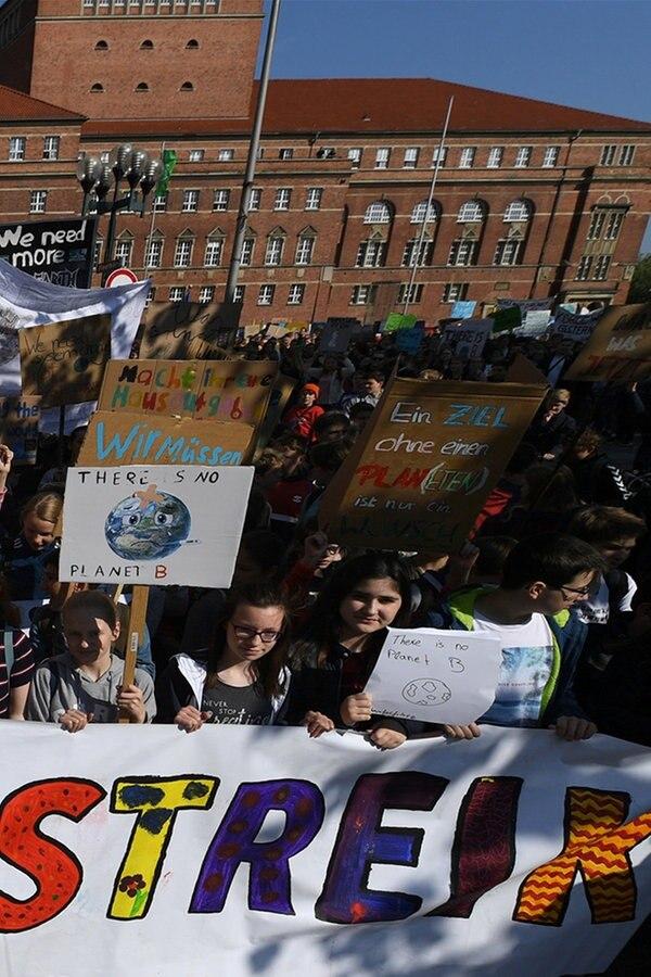 """""""Fridays for Future"""": In den Städten wird's eng"""