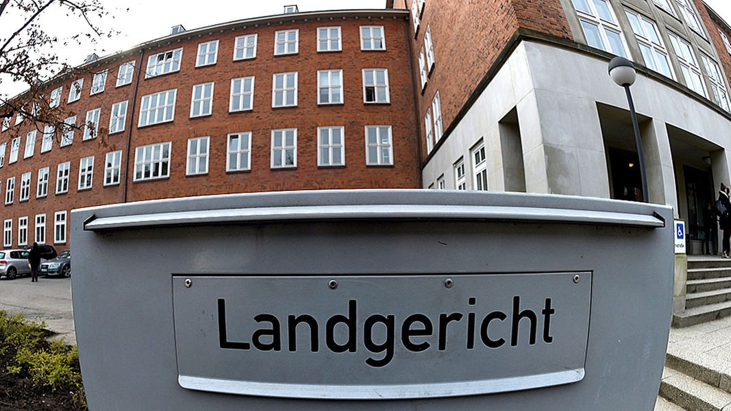 Totschlag in Bad Segeberg - Prozess gestartet