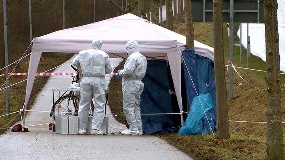 Tötungsdelikt in Lübeck: Verdächtiger in Haft