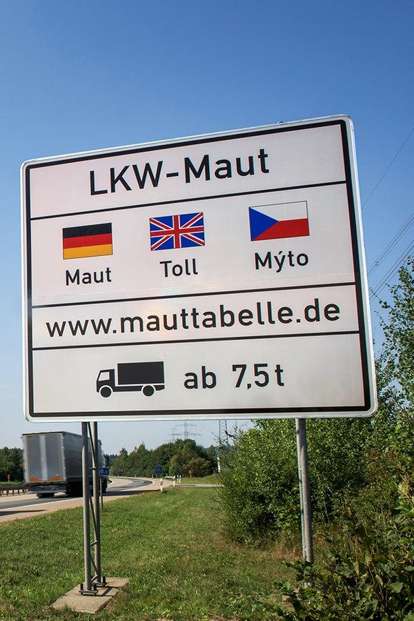 Lkw-Maut: Knapp eine Million für Niedersachsen