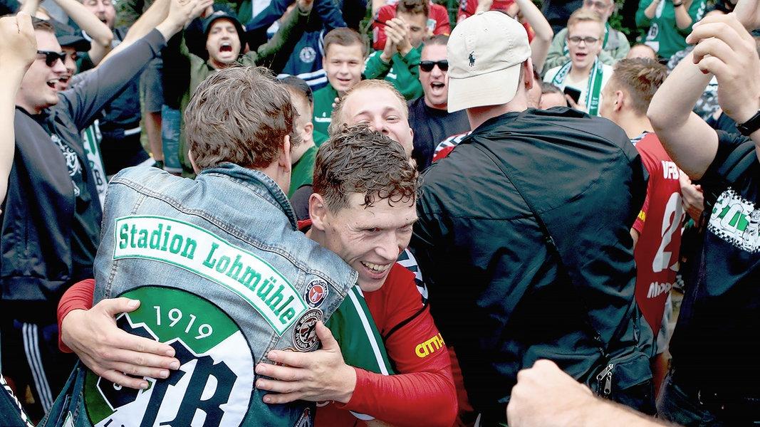 Der VfB Lübeck und die Sehnsucht nach Profifußball