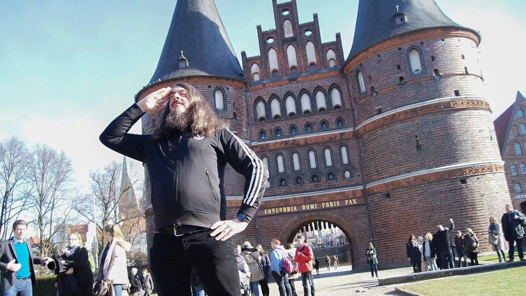 Jonathan Meese Lübeck