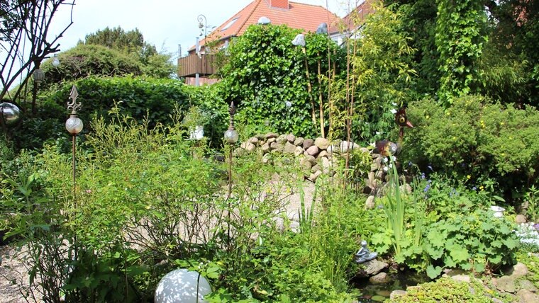 Auszeit Zwischen Wildblumen, Steinen Und Kohlrabi | Ndr.De