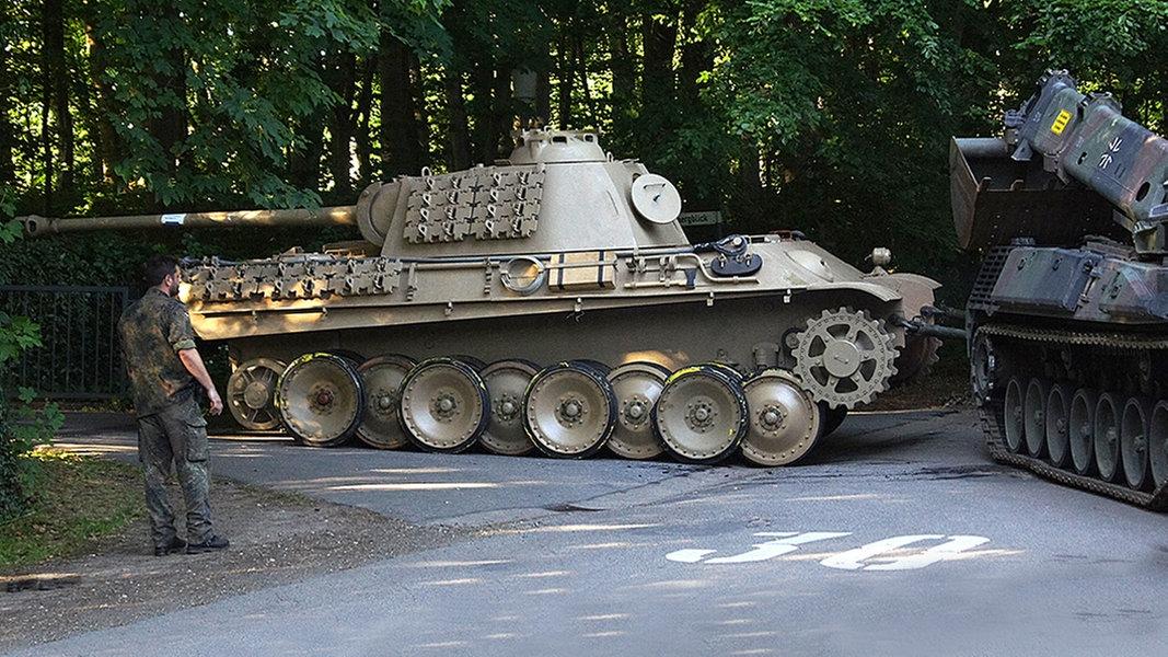 Panzer Im Keller