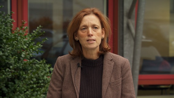 Ministre de l'Education Karin Prien, CDU.