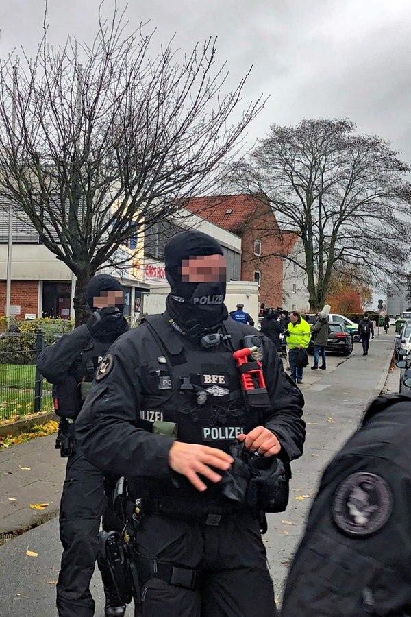 Terrorverdacht: Razzia in Lübeck - NDR.de