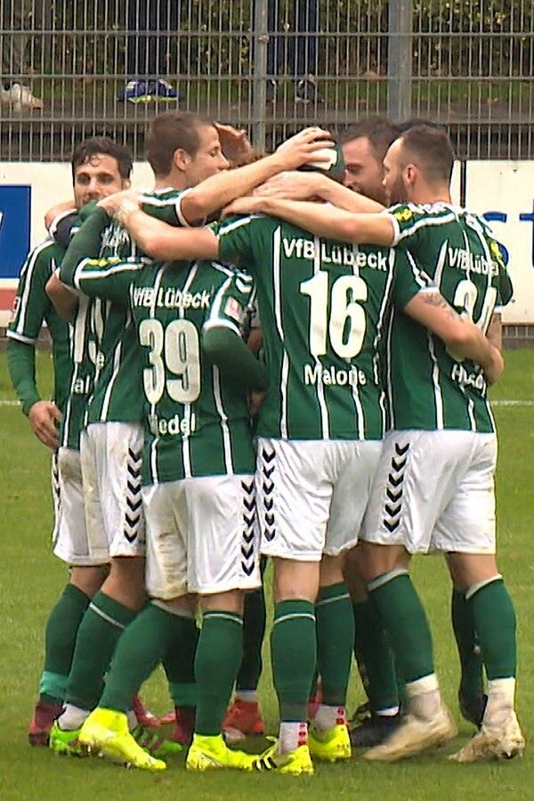 Aufstieg in die Dritte Liga - Lübeck auf gutem Weg