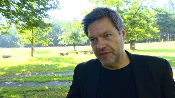 Robert Habeck Zu Gast Ndrde Fernsehen Sendungen A Z Das