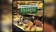 "Das Cover des Albums ""Jasses"" der Punk Rock Band Schkandolmokers. © Schkandolmokers"