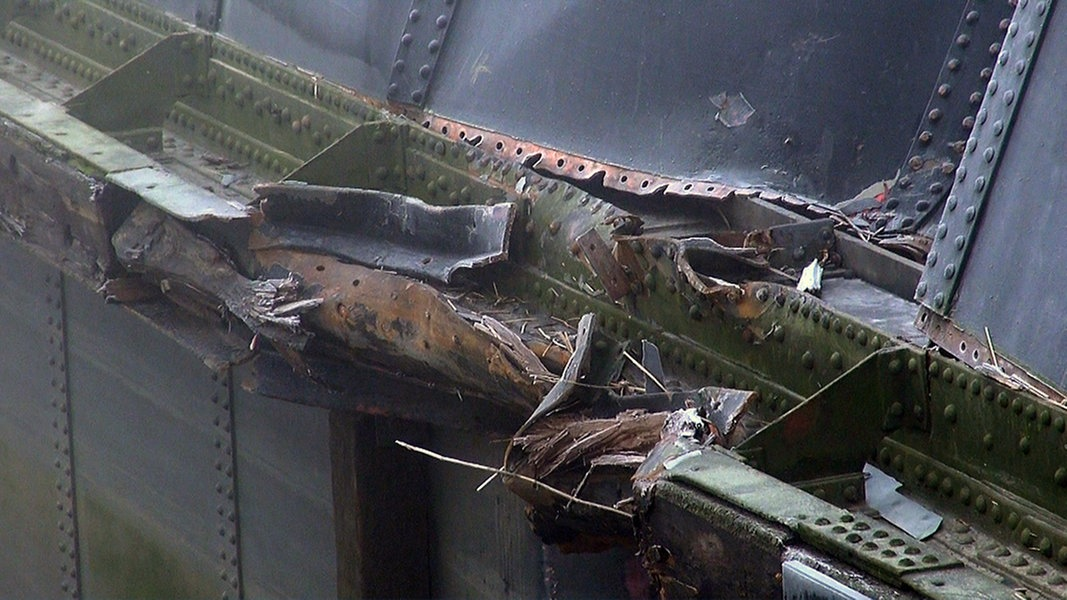 NOK: Schleusenkammer vier Wochen außer Betrieb - NDR.de