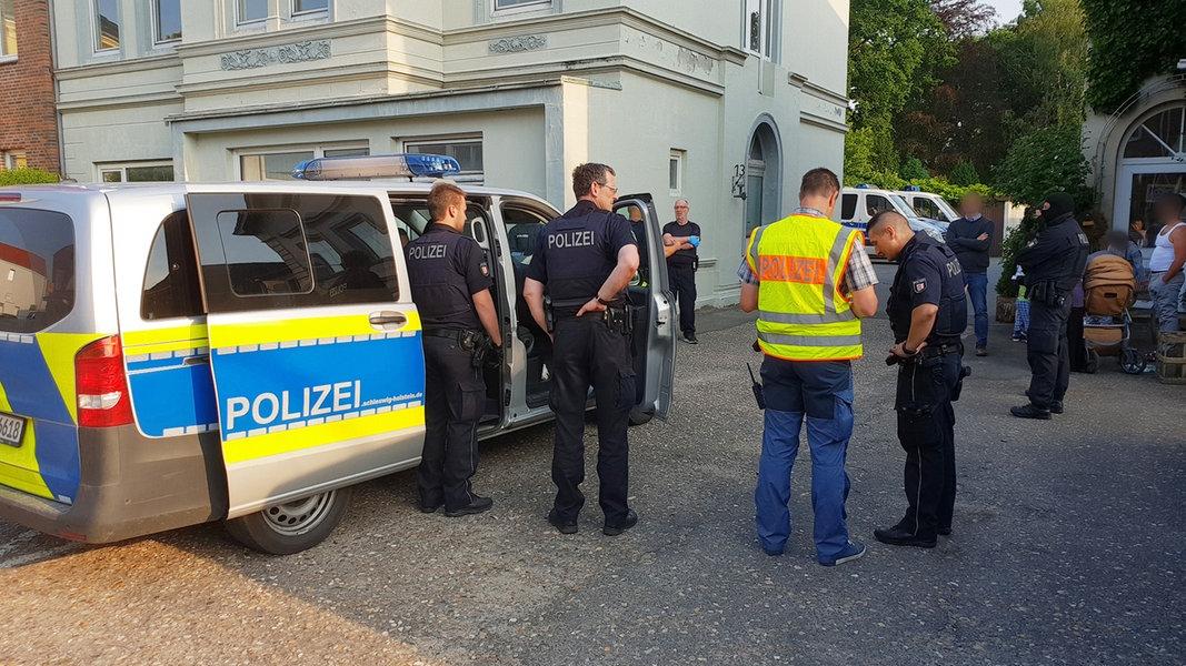 Schlag Gegen Menschenhandel Im Norden Ndr De Nachrichten Schleswig Holstein