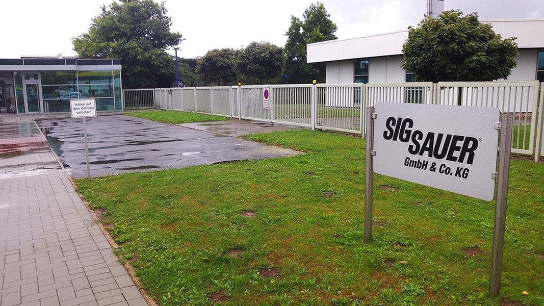 Sig Sauer schließt Standort Eckernförde