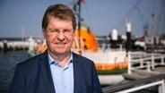 Ralf Stegner, SPD, im Sommerinterview mit NDR Schleswig-Holstein in Kiel. © NDR Foto: Janis Röhlig