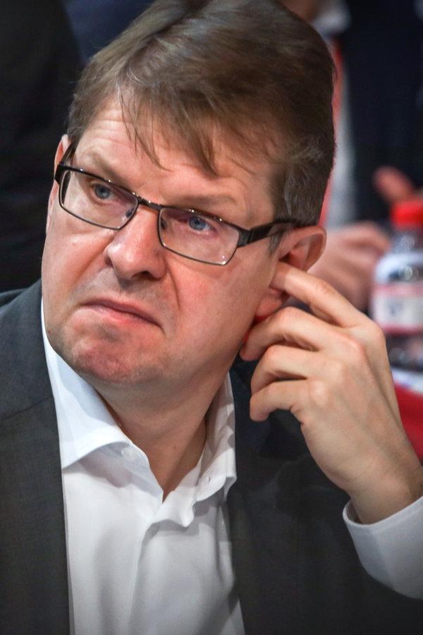 SPD: Bundes-Karriere für Stegner vorerst beendet