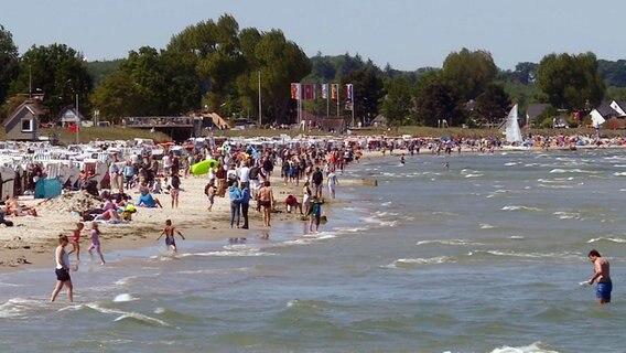 Strand App Schleswig Holstein