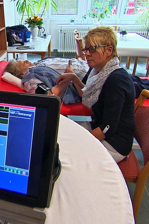 Telemedizin für Pflegeheime in Dithmarschen