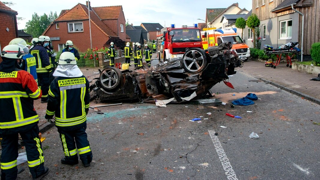 Ahrensbök Unfall