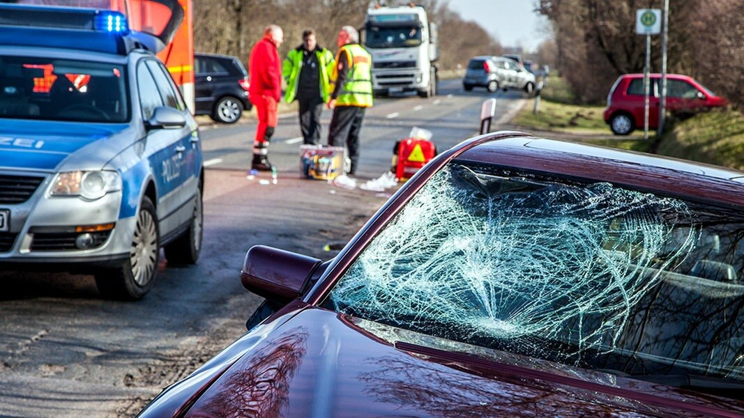 Verkehrsunfälle Mv