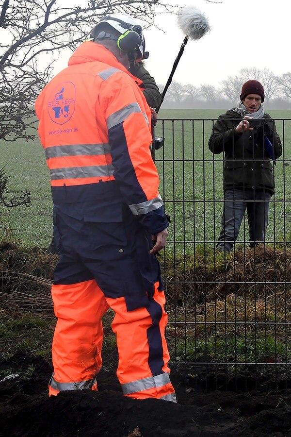 Streit um Wildschweinzaun: Dänemark will bauen