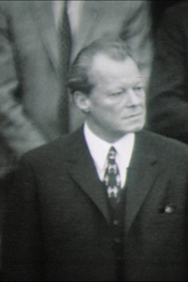 Willy Brandt Amtszeit