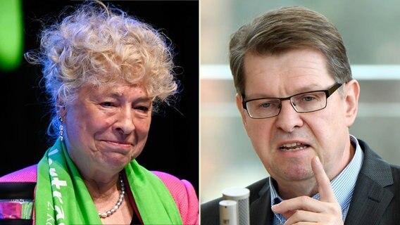 Schwan und Stegner wollen sich für den SPD-Parteivorsitz bewerben