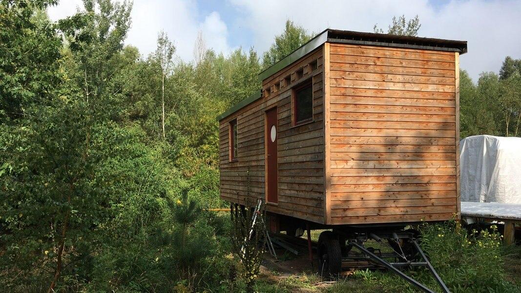 tiny houses das wohnen der zukunft nachrichten mecklenburg vorpommern. Black Bedroom Furniture Sets. Home Design Ideas