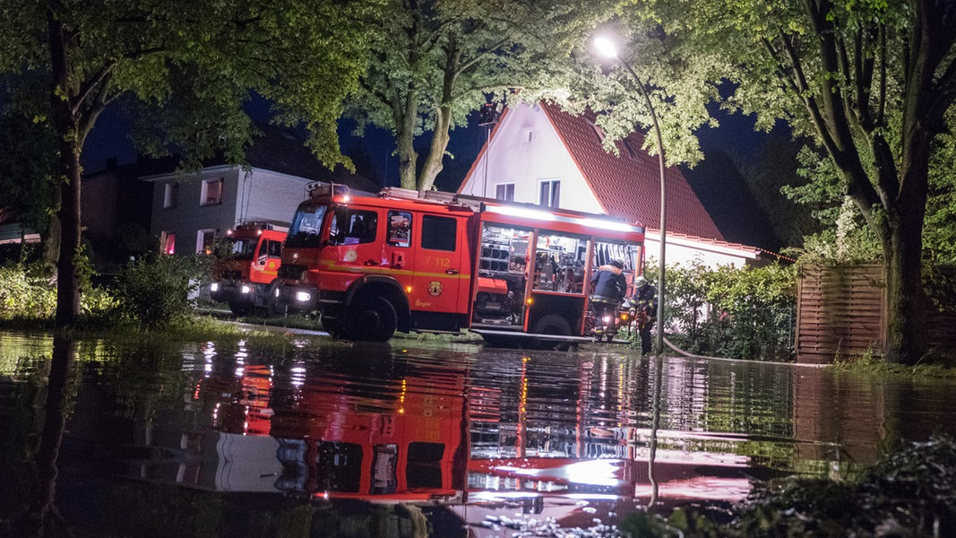 Ein Jahr nach Unwetter: Bilanz in Bergedorf
