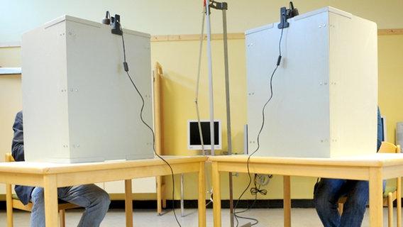 550.000 Niedersachsen zur Stichwahl aufgerufen
