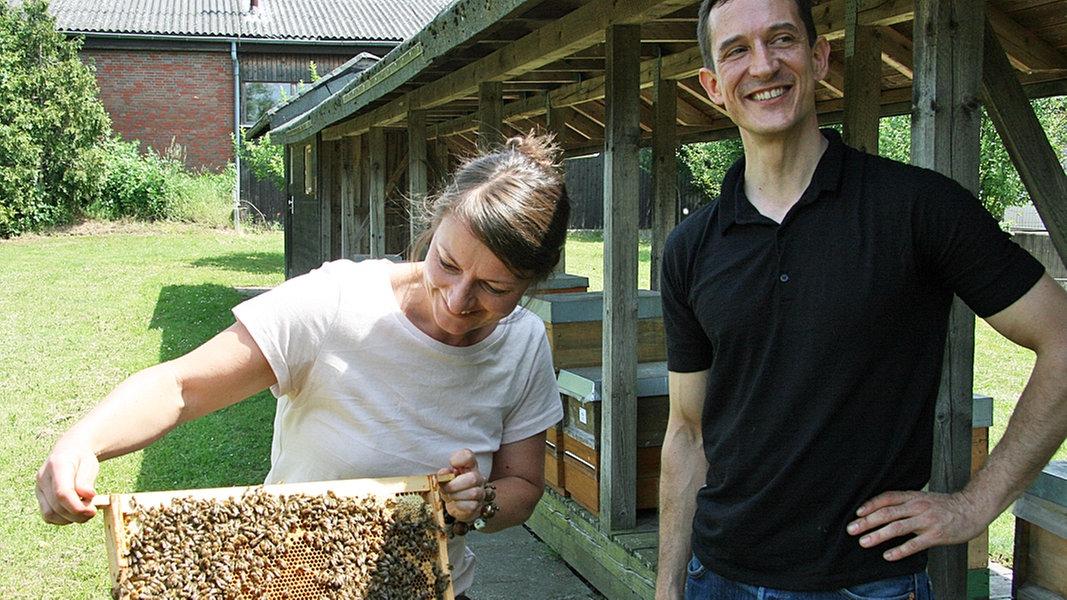 wie flei ig sind honigbienen ratgeber garten. Black Bedroom Furniture Sets. Home Design Ideas
