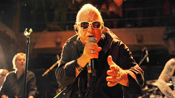 Eric Burdon © picture alliance / Jazzarchiv Foto: Jazz Archiv/Rainer Merkel
