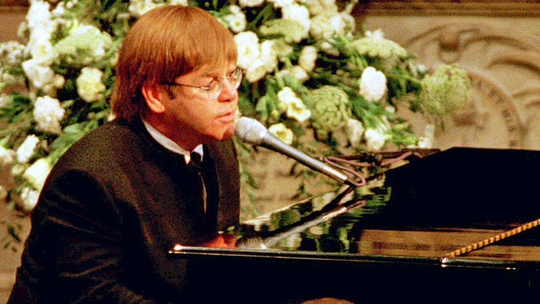 Candle In The Wind Elton John