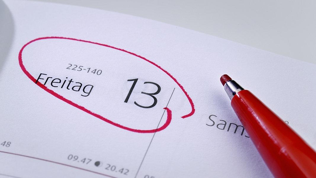 Warum Ist Freitag Der 13 Ein Unglückstag