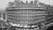 Das Grand Hotel in London, 1913. © picture-alliance / /HIP Fotograf: English Heritage