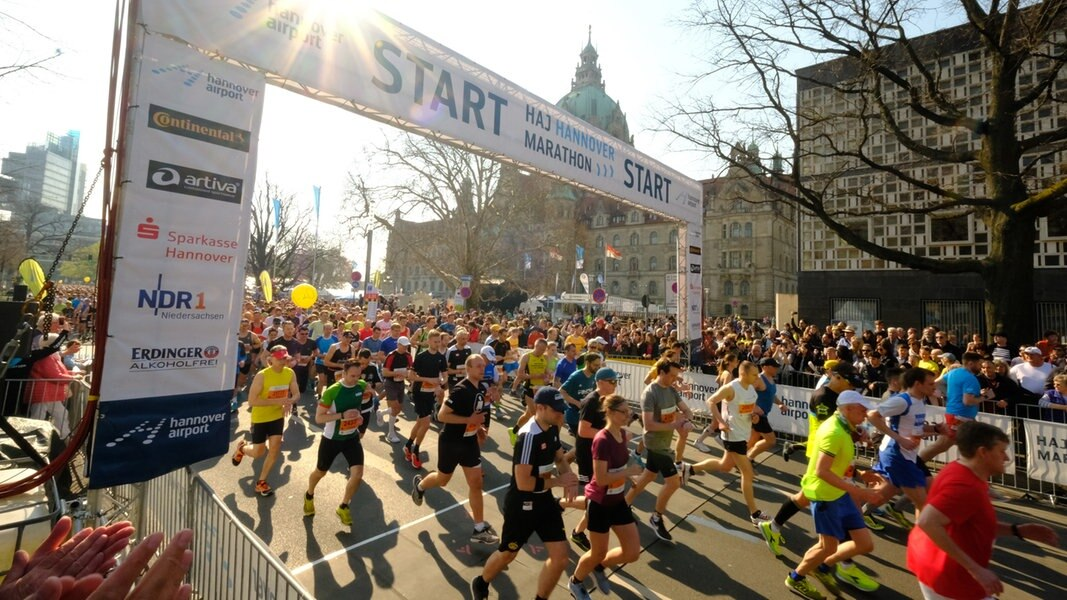 Hannover-Marathon bricht Rekorde | NDR.de - NDR 1