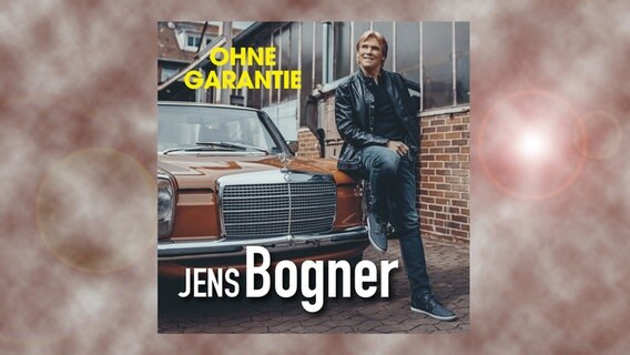 CD-Cover: Jens Bogner - Ohne Garantie © Ebrahiminejad, Fries GbR
