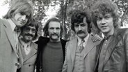 Die Band The Moody Blues © picture alliance / Photoshot Foto: picture alliance / Photoshot