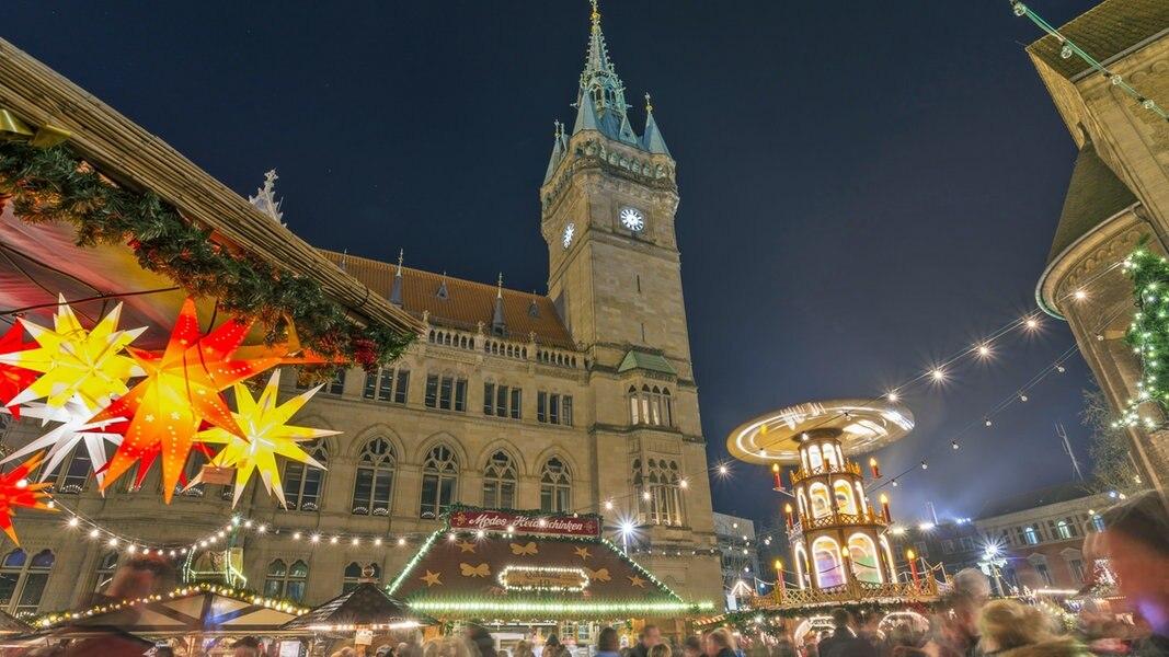 Weihnachtsmarkt Braunschweig.Weihnachtsmarkt In Braunschweig 2018 Ndr De Ratgeber Reise