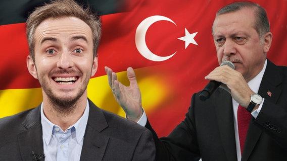 Böhmermann Erdogan