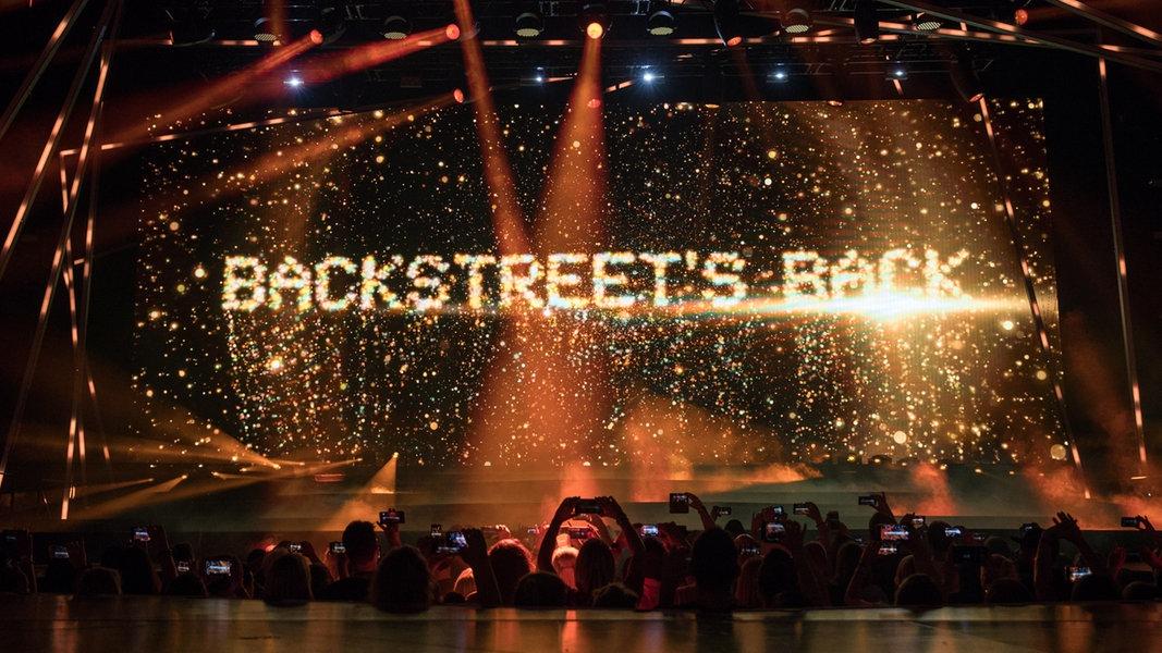 Backstreet Boys in Hannover