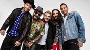 Die Backstreet Boys sind zurück - 2019 kommen sie in den Norden. © RCA Records / Sony Music Entertainment Foto: Dennis Leupold