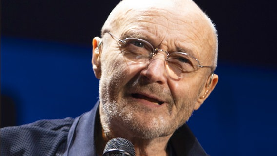 "Phil Collins bei einem Auftritt seiner ""Not Dead Yet Live""-Tour am 28. Oktober 2018 in Hollywood © picture alliance/ZUMA Press Foto: Armando Gallo"
